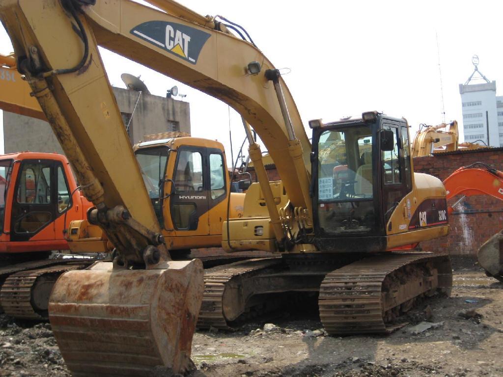 卡特挖机320C_挖掘机 - 320C - 卡特、CAT (中国 上海市 贸易商) - 二手机械设备 ...