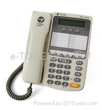 東訊DX-9706D 6鍵顯示型話機