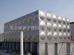 南京热泵配套不锈钢水箱