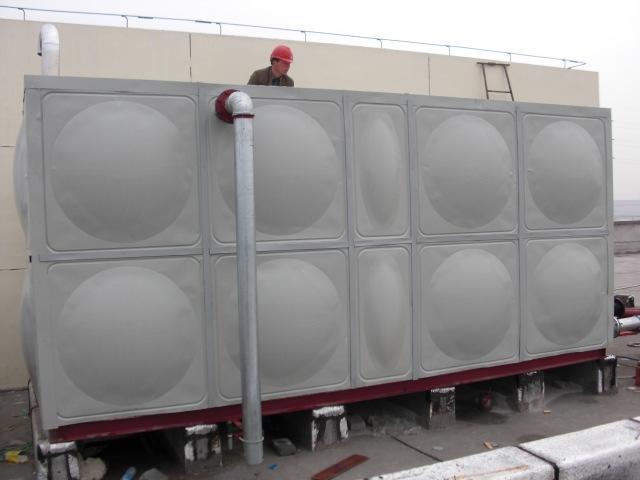 南京不锈钢水箱SUS304材质 1
