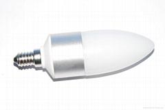 LED bulb  dimmer