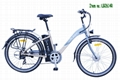 city electric bicycle Textro V brake,