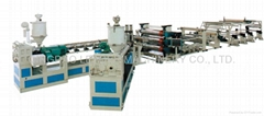 PP/PE/PS/ABS/PET Single Layer or Multilayer Sheet Extrusion Line