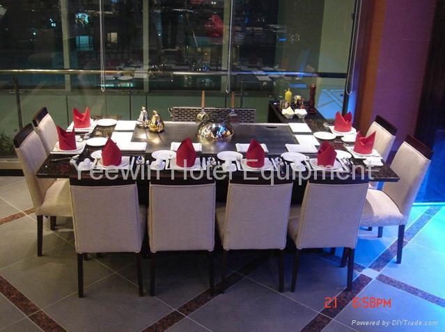 Teppanyaki Tables 1