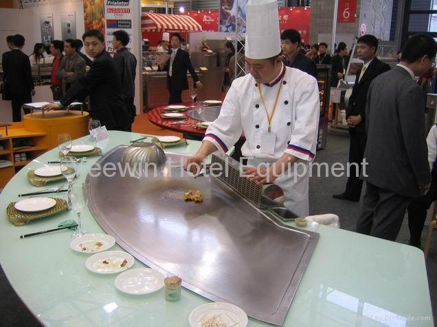 Teppanyaki Tables 2