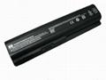 battery for CQ40, 50, HP DV 4
