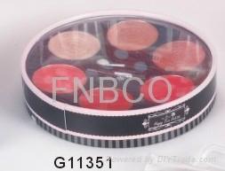 lipgloss &eyeshadow 1