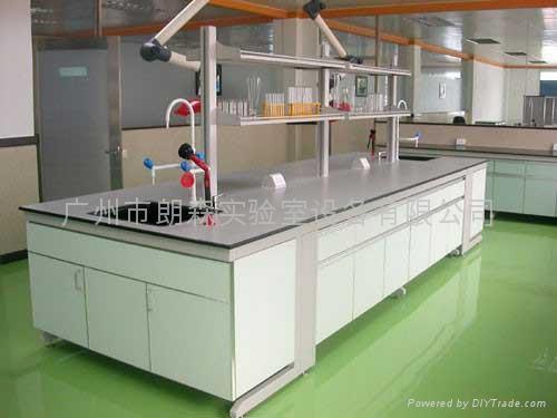 實驗室中央台 1