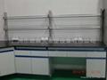 鋼木實驗室設備