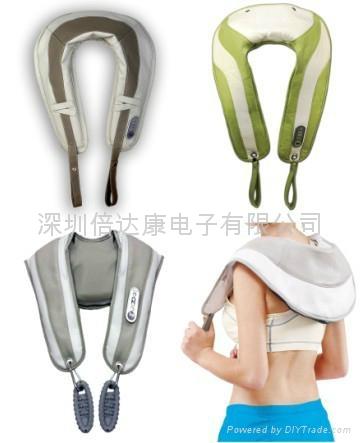 neck&shoulder tapping massager 1