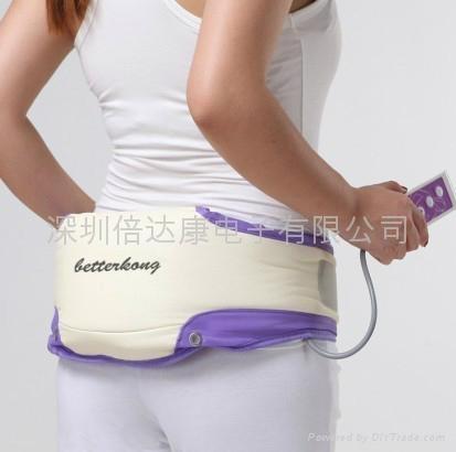 slender shaper, slimming belt, massage belt, belt massager 2