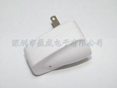蘋果iPad平板電腦USB旅行充電器