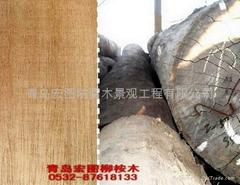 烟台柳桉防腐木