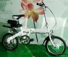 Electric bicycle 16""