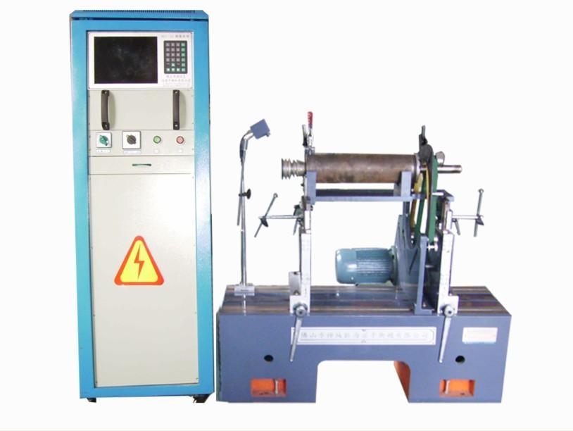 balancing machine for woodworking machines 2