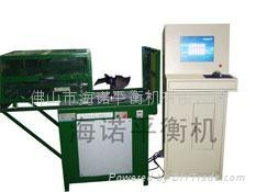 Vertical Single(Two)-Plane balancing machine