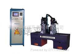 balancing machine for woodworking machines