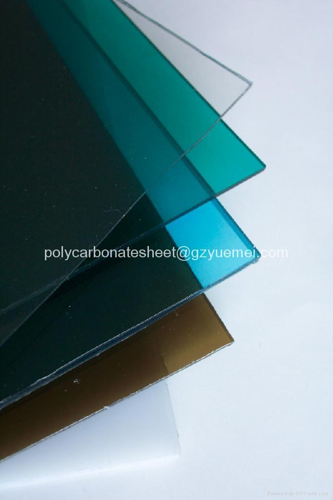 Unbreakable Glass Sheet Pc 9 Yuemei China