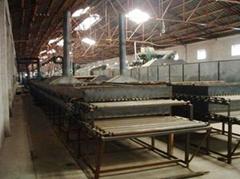 rock wool board production line