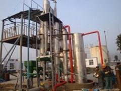 生物质循环流化床气化炉