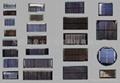 太阳能滴胶板 树脂太阳能 微型太阳能板 1