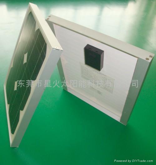 单晶太阳能电池板 1