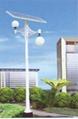 太陽能led庭院燈 太陽能庭院燈報價 太陽能庭院燈圖片 1