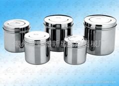不鏽鋼藥膏罐 不鏽鋼棉花罐