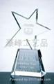 上海水晶奖杯
