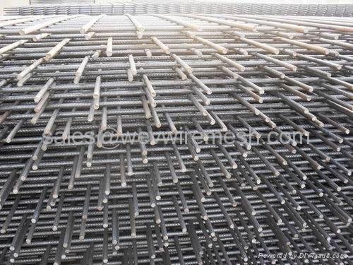 Welded wire mesh for concrete reinforcement on sale rwm for Diy reinforced concrete