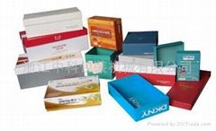 硬紙盒生產線