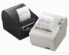 80毫米纸宽高速热敏打印机带切刀