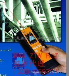 迷你型激光甲烷探测仪,甲烷测漏 1