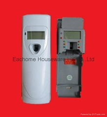 LCD Aerosol Dispenser, Digital air freshener China supplier
