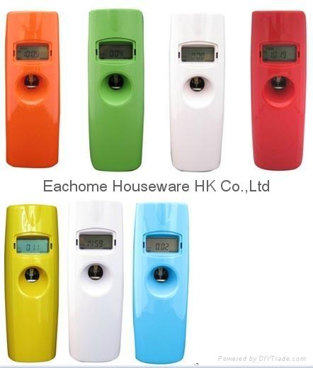 LCD 液晶數顯噴香機 / LED自動定時噴香機 1