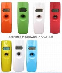 LCD Aerosol Dispenser, Digital air freshener dispenser, manufacturer from China