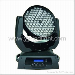 LED Moving Head wash 108 x 3W with 4 colors RGBW