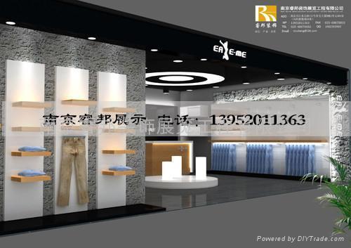 南京展柜设计制作 (中国)