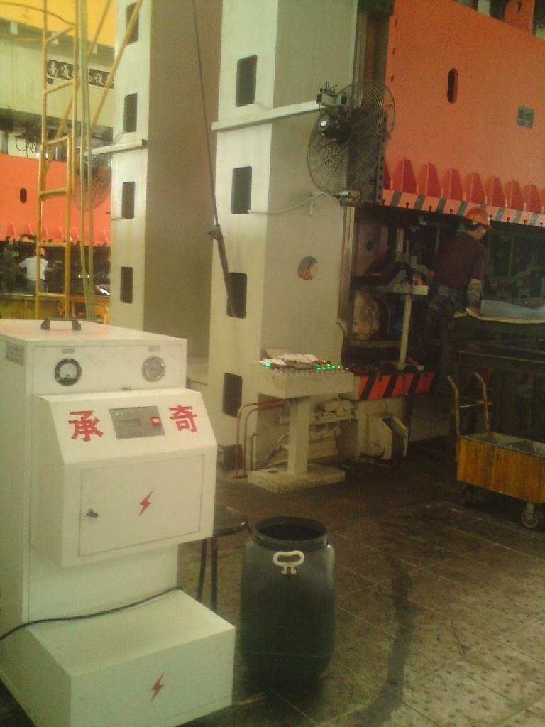 高效洁油机 2