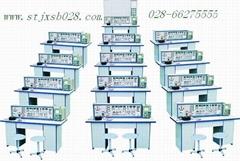 电工模电数电实验与技能实训考核台