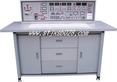 电工模电数电实验与技能实训考核台 2