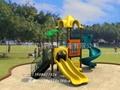 成都幼儿園大型組合滑梯價格 1