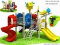 成都幼儿園大型組合滑梯價格 3