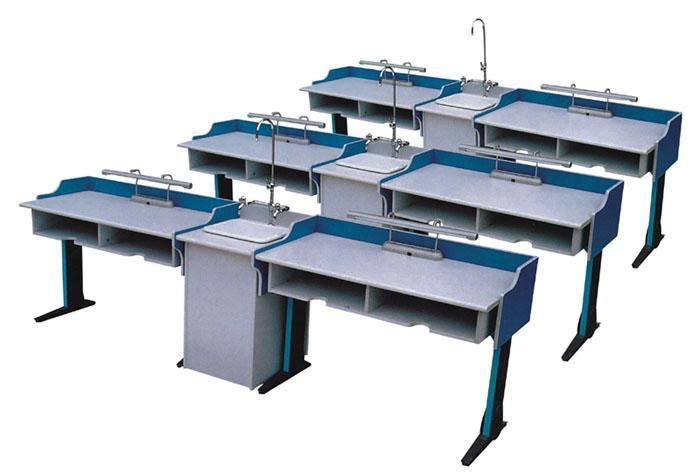 ST-01型豪华型中小学自然实验室设备 3
