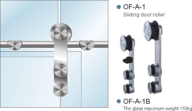 sliding glass door fitting 1 ...  sc 1 st  DIYTrade & sliding glass door fitting - OF-A-1 - TARGET (China) - Hinge - Door ...