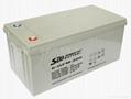 聖豹太陽能膠體儲能蓄電池12V200Ah 2