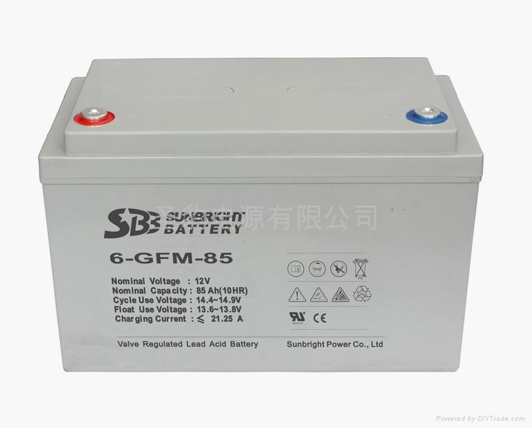 供應聖豹UPS蓄電池12V85Ah 2