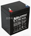 聖豹電動滑板車鉛酸蓄電池12V4.5 2