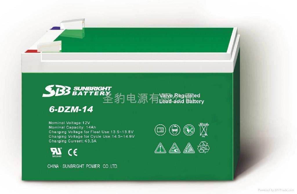 聖豹電動車電池動力電池 2