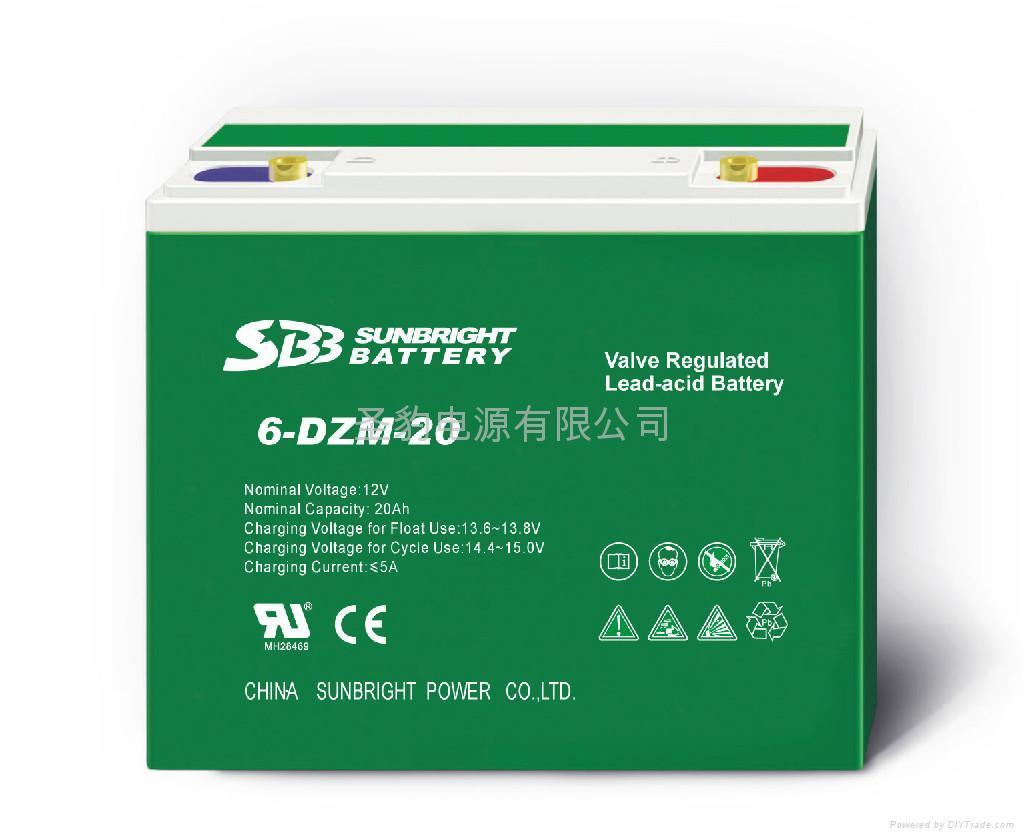 聖豹電動車電池動力電池 4